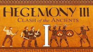 Hegemony 3 Clash of the Ancients Gameplay - Etruria - Part 1