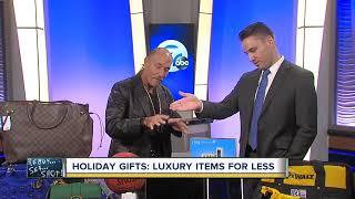 Holiday Gift Guide: Luxury Items for Less