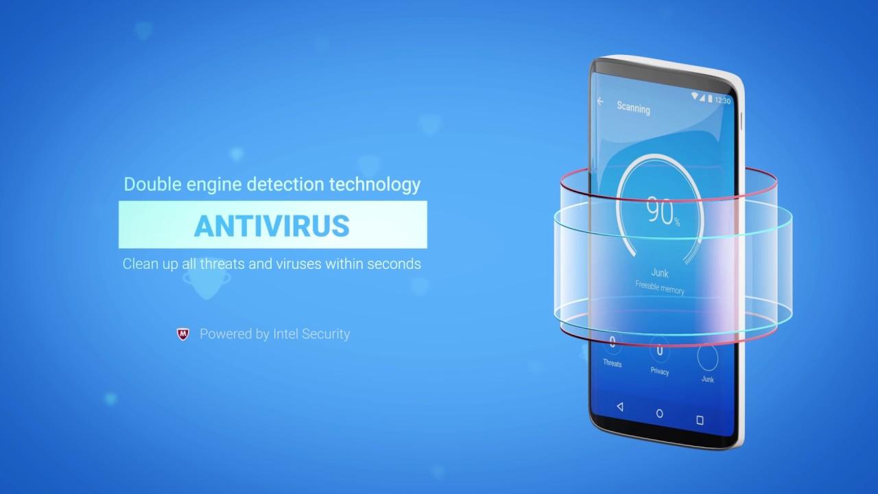 antivirus clean