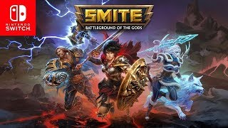 SMITE - Team Up and Play God on Nintendo Switch! (Launch Trailer)