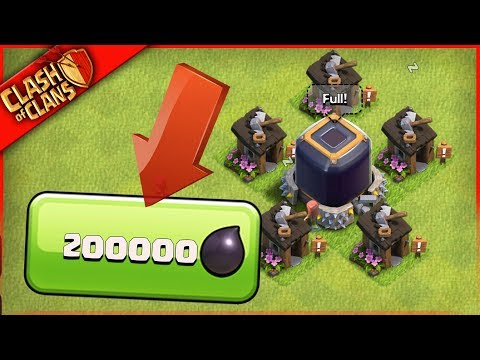 """DONE..!"" THE MOST DARK EVER SPENT IN Clash of Clans!"