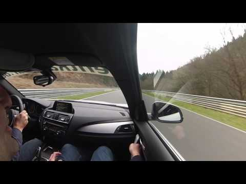 My ride with an amazing driver at the Nurburgring