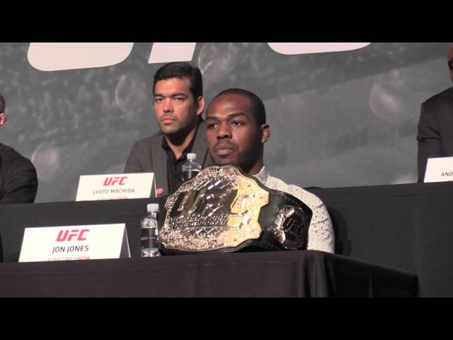 UFC Time Is Now Full Press Conference
