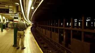 IRT Lexington Avenue Line: Astor Place - Lafayette Street