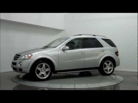 2008 Mercedes-Benz ML63 AMG 4Matic