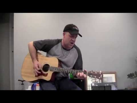 Movin\' Out Acoustic Billy Joel Cover - YouTube