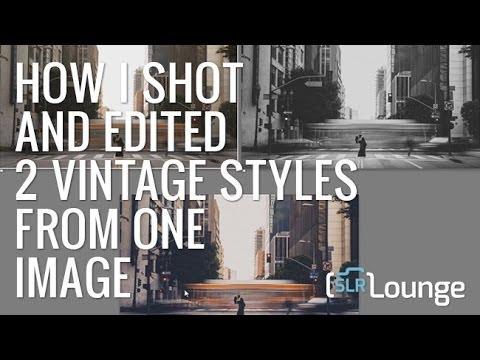 Daytime Shutter Drags | How I Shot and Edited 2 Vintage Styles - FStoppers Bahamas Sneak Peak