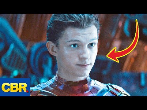 10 Easter Eggs You Missed In Avengers: Infinity War