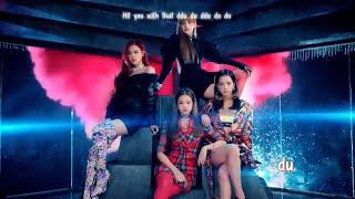 [Karaoke-Thaisub] BLACKPINK(블랙핑크) -  DDU-DU DDU-DU(뚜두뚜두)