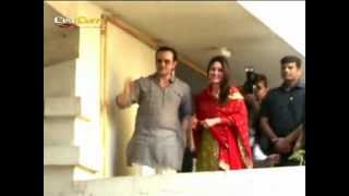 Unseen Footage from Saif and Kareena's Wedding