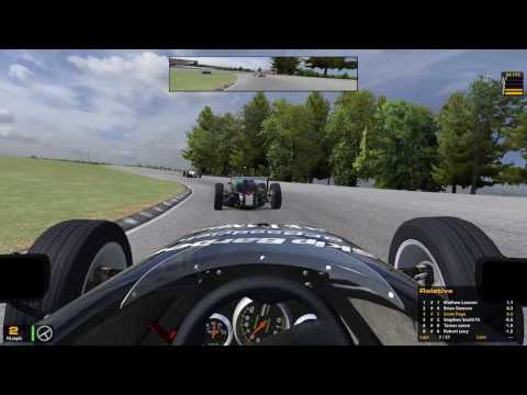 iRacing Skip Barber at New Hampshire Racing with team mate
