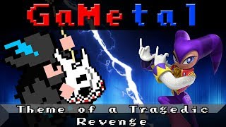 Theme of a Tragedic Revenge (NiGHTS into Dreams) - GaMetal Remix