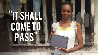 African Woman Creates Book to Fund her Surgery and Save her Life | Chikaordery Part 5