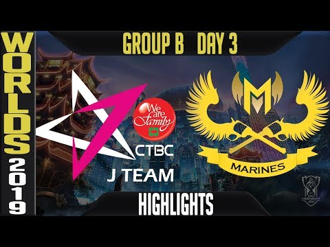 JT vs GAM Highlights Game 1 | Worlds 2019 Group B Day 3 | CTBC J Team vs GAM Esports