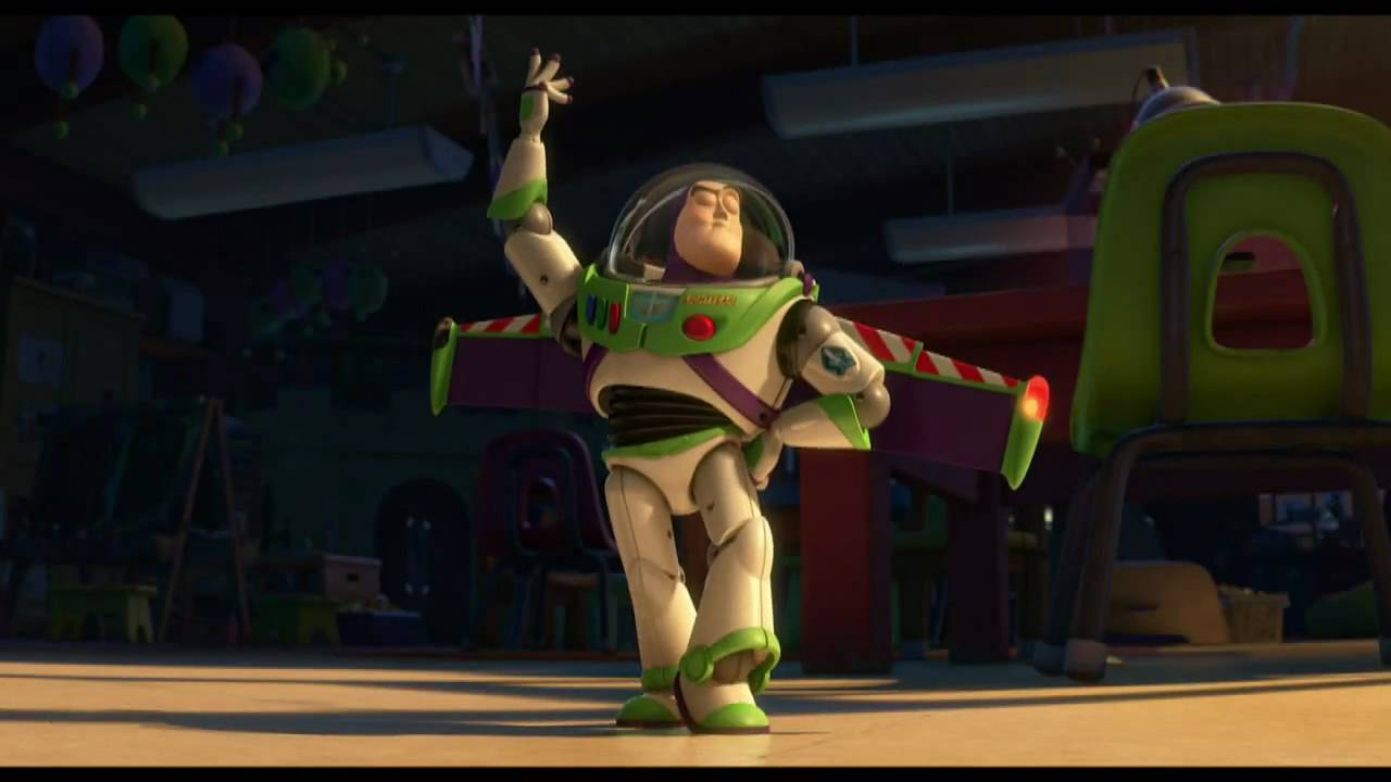 Toy Story 3 Buzz Lightyear S Memory Resets Youtube