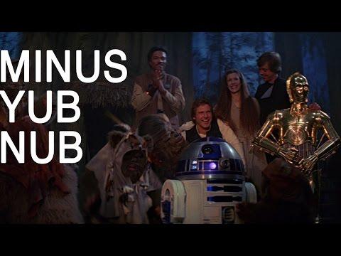 Star Wars Minus Williams - Ewok Celebration