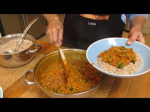 How to make a delicious anti-cancer curry with Linda Bostock