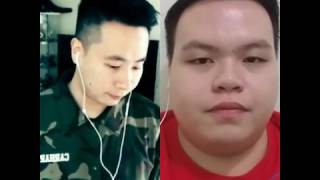 Chi xin jue Dui 痴心绝对 cover MandarinXCantonese With Rudy Lim