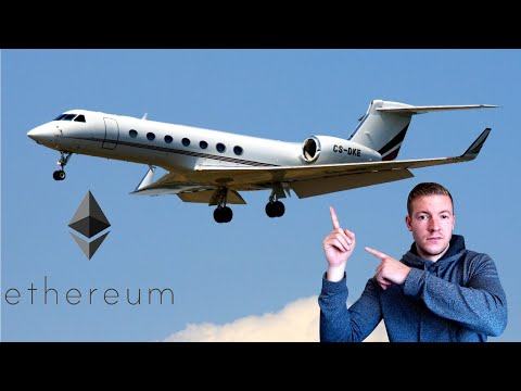Trader Buys Private Jet on ETH Trade, Mike Novogratz to Start $500M Crypto Hedge Fund