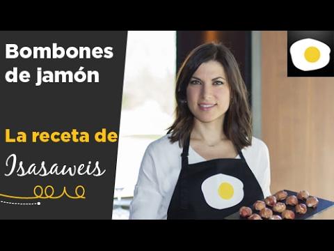 La receta de Isasaweis: Bombones de Jamón | Blogueros Cocineros