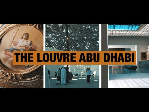 WATCH: A first look inside The Louvre Abu Dhabi