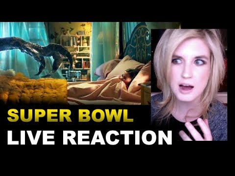 Download Youtube: Jurassic World 2 Trailer 2 REACTION - Super Bowl