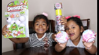 FUN FUN FUN!! Unboxing toys with Special Guest!