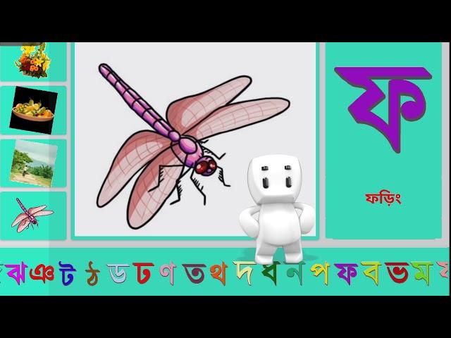Banjonborno| ব্যঞ্জনবর্ণ -ক খ | Bangla Bornomala