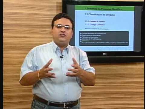 Видео Modelo de artigo academico
