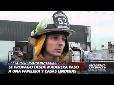 incendio don torcuato colaboracion garin doovi