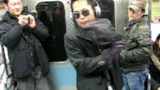 지하철 레이니즘