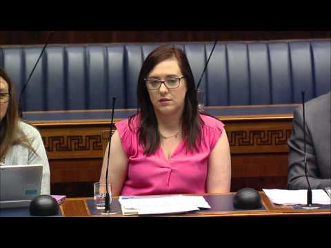 Question Time: Finance and Personnel Tuesday 22 September 2015