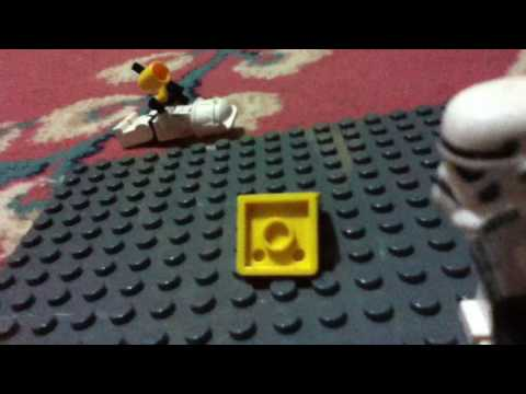 Lego Clone Wars: Republic Defense part 1