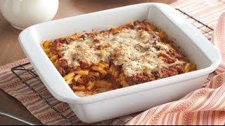 Mac & Cheese Lasagna Recipe