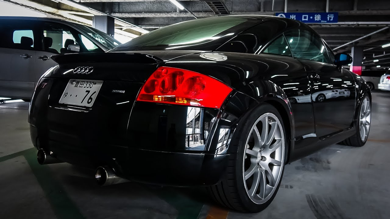 Japan Car Auction Audi TT T Quattro Spd YouTube - Audi car auctions