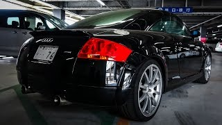 Audi TT Coupe (1999) Videos