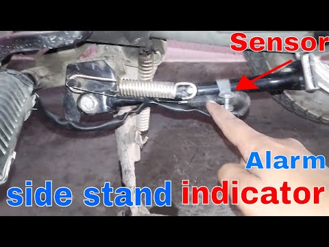 side stand indicator in bikes thumbnail