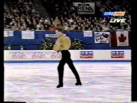 Ronny Winkler GER - 1995 World Championships LP