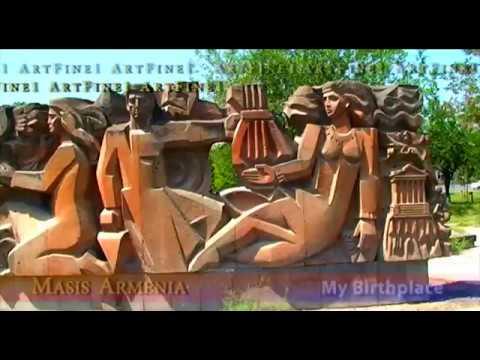 Прогулка по Масису | Masis My Birthplace - Summer -2012