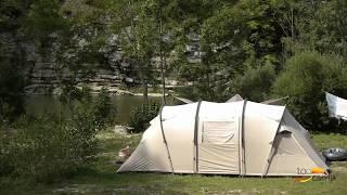Camping Les Osiers 3 étoiles