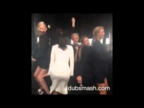 Eva Longoria Hot Dumsmash Video From Cannes 2015