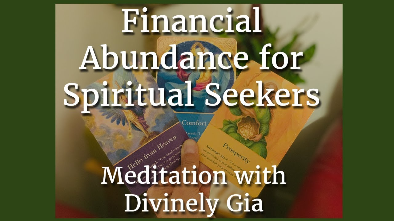 Category: Abundance - Divinely Gia
