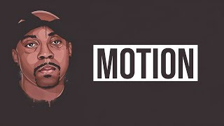 "Nate Dogg | Smooth West Coast G Funk Beat 2018 | ""Motion"" 