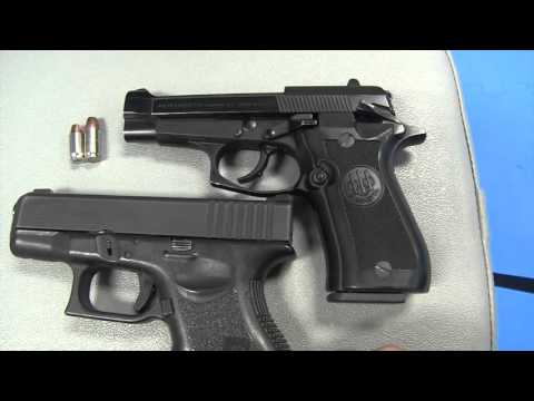 Beretta vs. Glock Pistol - Product Review - Dec 23 2015