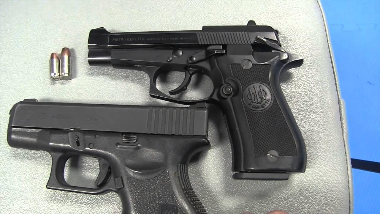 Beretta vs. Glock Pistol - Product Review - Dec 23 2015 ...