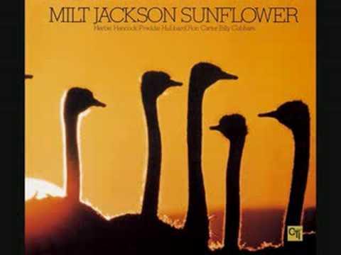 Milt Jackson - People Make The world Go around