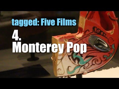 Monterey Pop (Review) | Five Films #4 | Mickeleh