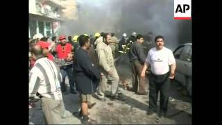 Updated coverage from scene of deadly attack in Shiite holy city