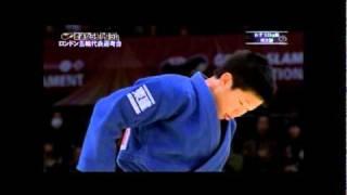 グランドスラム東京2010 女子52㎏級準決勝 山本杏