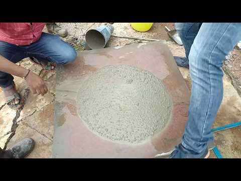 Self consolidating concrete slump test pdf